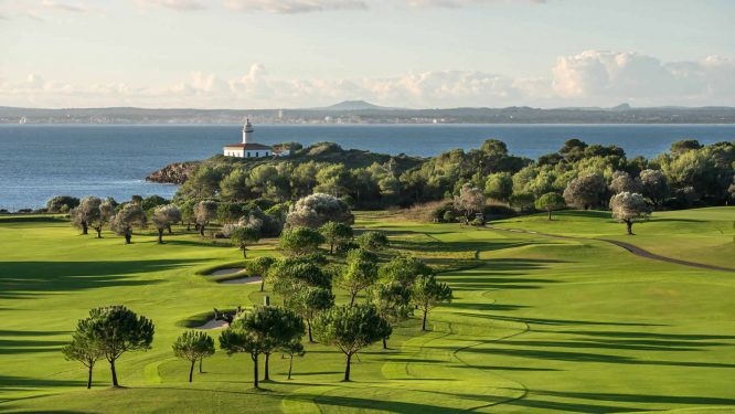 Golf Alcanada es uno de los campos que se están postulando para acoger esta Road to Mallorca en los próximos años.