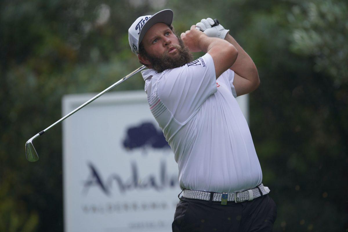 Andrew Johnston. © RC Valderrama