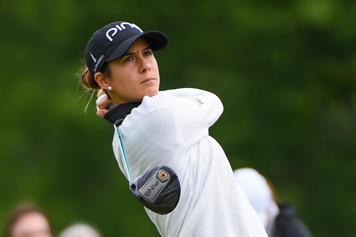Azahara Muñoz. (© Golffile | Ken Murray)