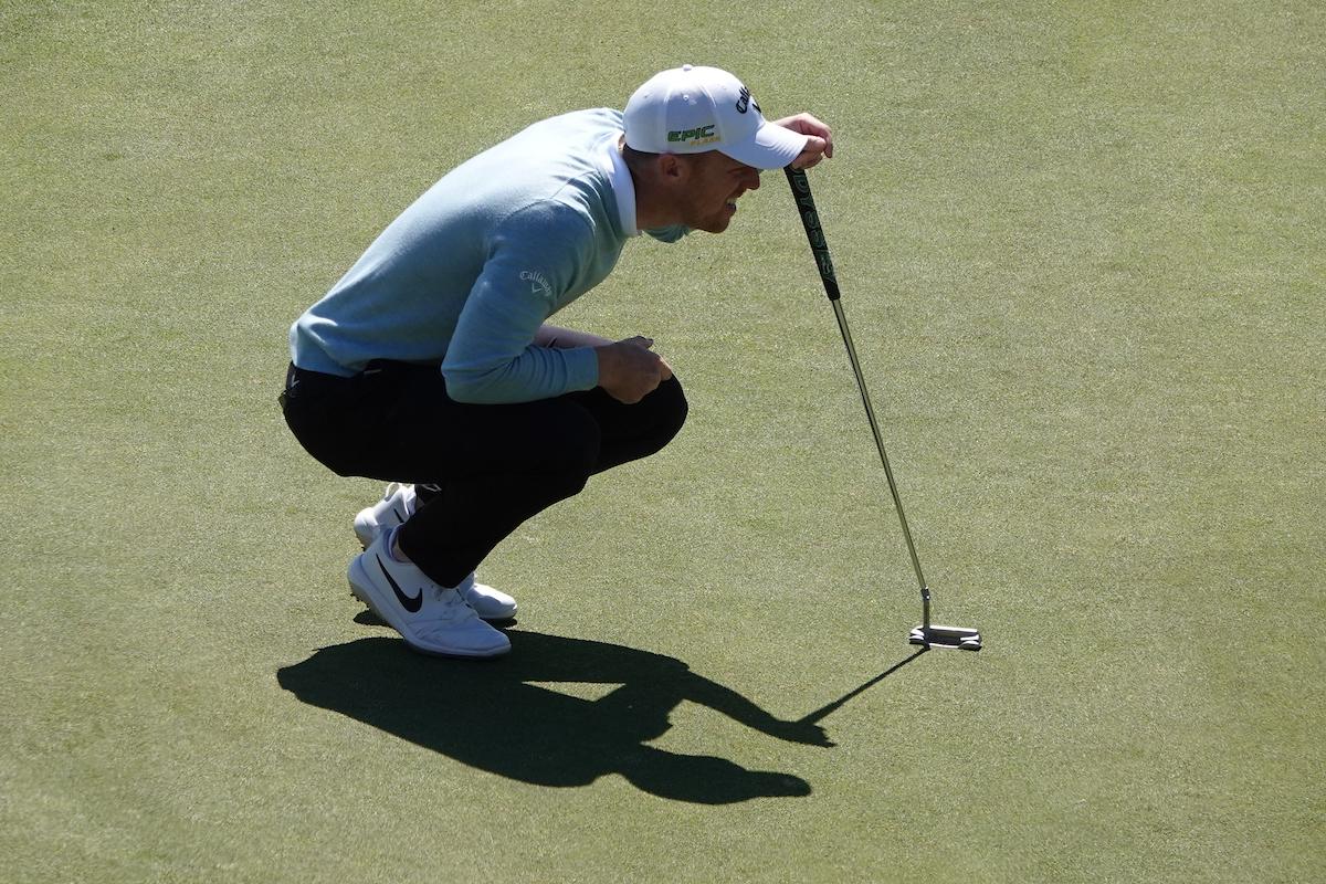 David Horsey. © Golffile | Phil Inglis