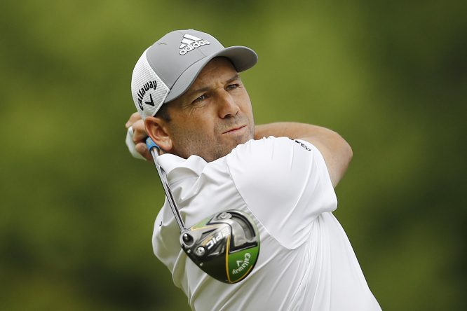 Sergio García, en el RBC Canadian Open © Mark Blinch/Getty Images