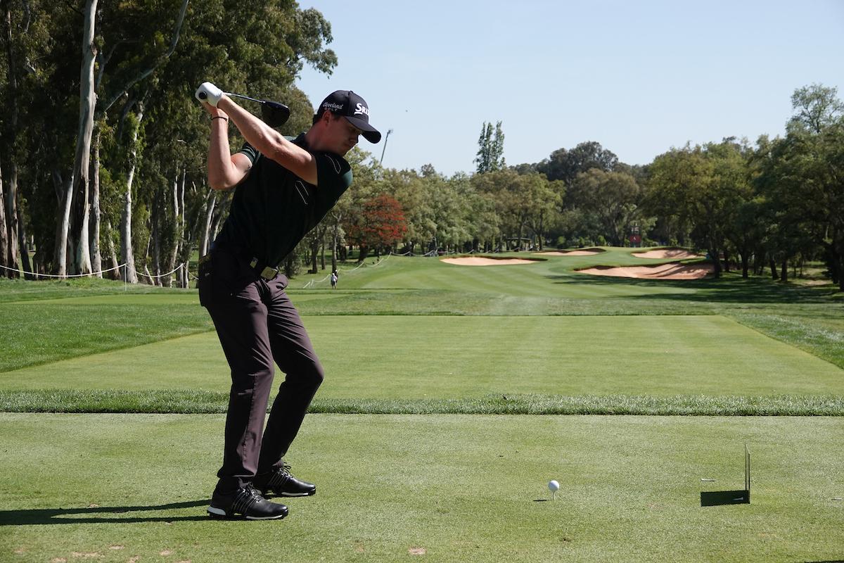 Sean Crocker. © Golffile | Phil Inglis