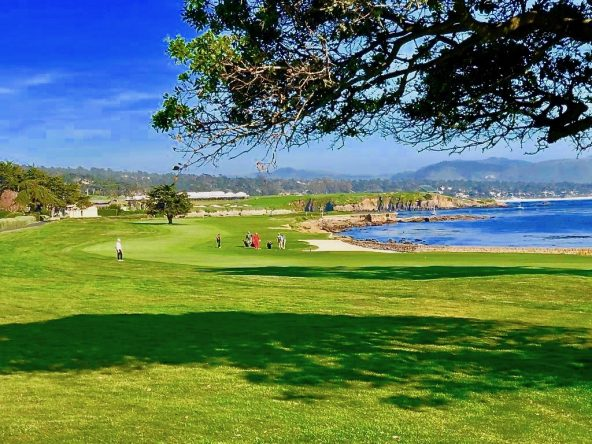 Pebble Beach.