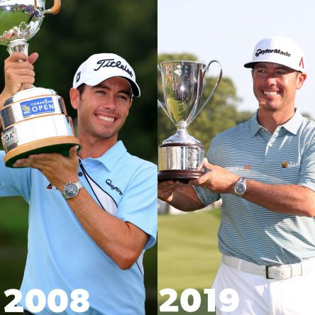 Chez Reavie gana en el PGA Tour once años después. © PGA Tour