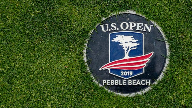 US Open de Pebble Beach © USGA
