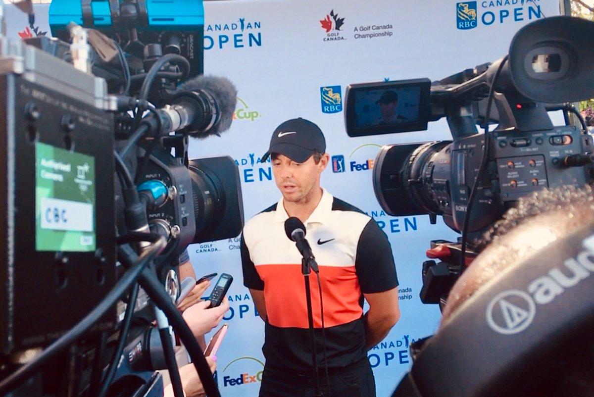 Sergio no pasa el corte en el Canadá Open