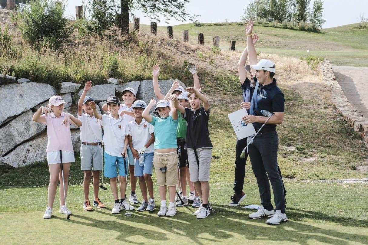Circuito 'Seve&Jon Golf for Kids'.