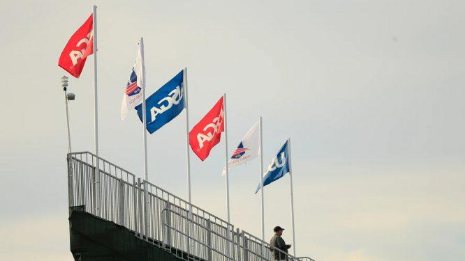 Bandera de la USGA © USGA