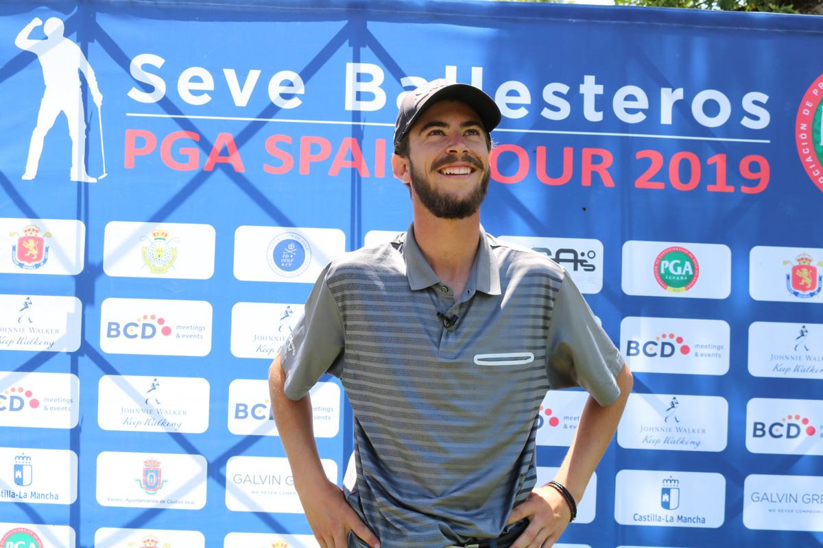 Lucas Vacarisas © PGA de España