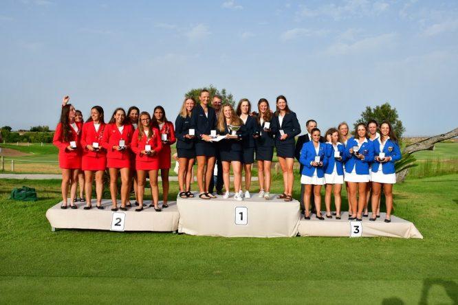 Campeonato de Europa Sub 18 Femenino 2019.