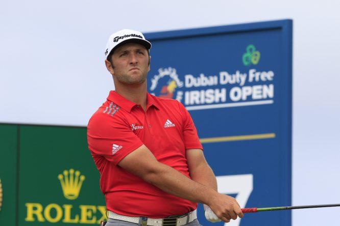 Rahm, en el Irish Open