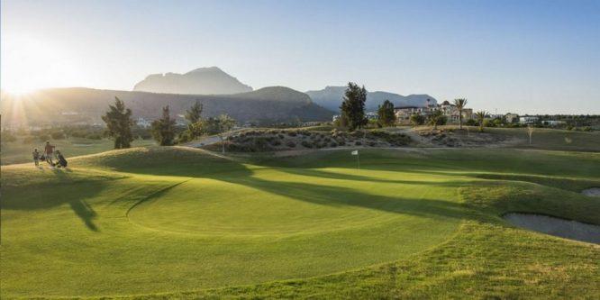 Meliá Villaitana Golf Club.