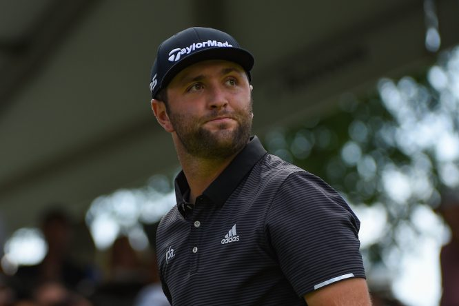 Jon Rahm . © Golffile | Ken Murray