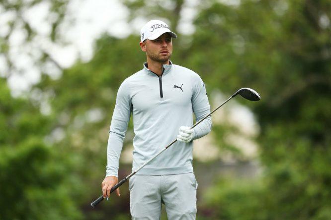 Adam Svensson. © PGA Tour
