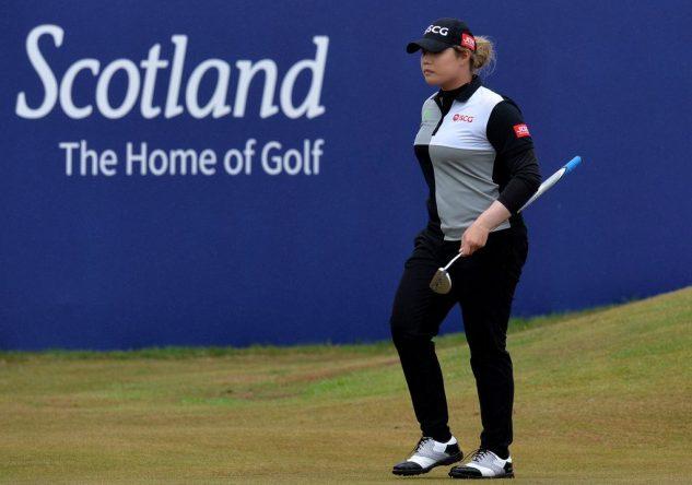 Ariya Jutanugarn, ganadora en 2018 © Ladies Scottish Open