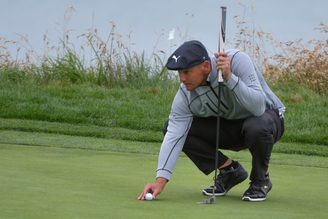 Bryson DeChambeau © Golffile | Ken Murray