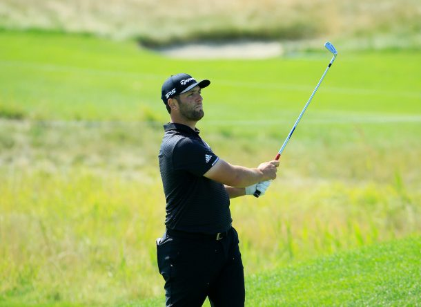 Jon Rahm, en el Liberty National © Golffile   Michael Cohen