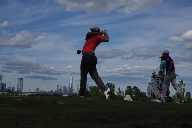 Jon Rahm, en el THE NORTHERN TRUST © Golffile | Phil Inglis