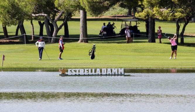 Estrella Damm Mediterranean Ladies Open.