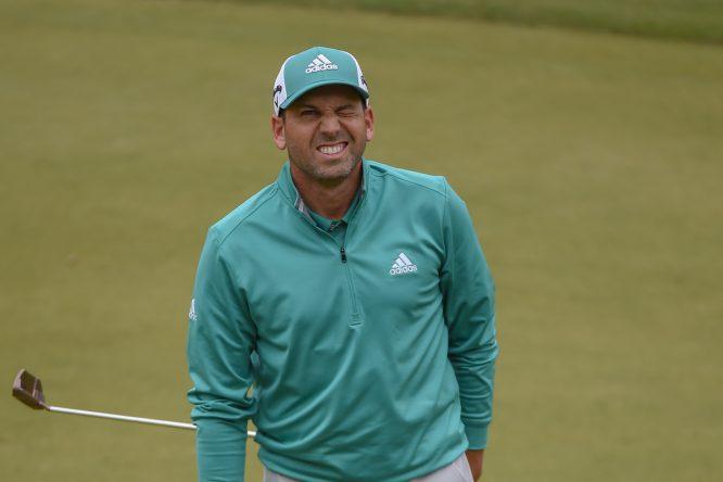 Sergio García. © Golffile | Ken Murray