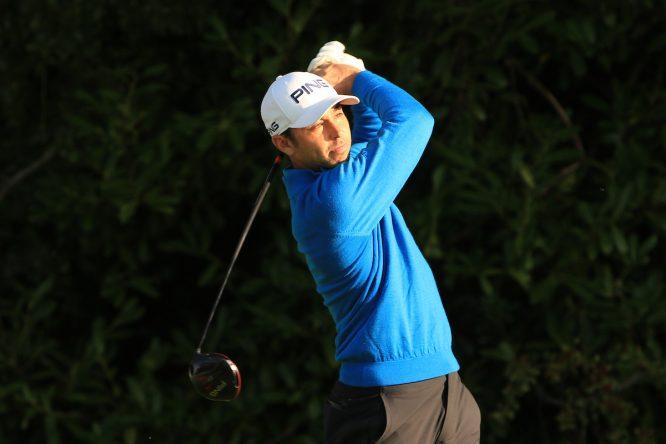 Sebastián García Rodríguez. © Golffile | Thos Caffrey