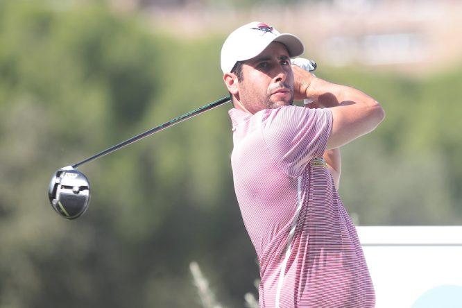 Adrián Otaegui. © Golffile | Hugo Alcalde