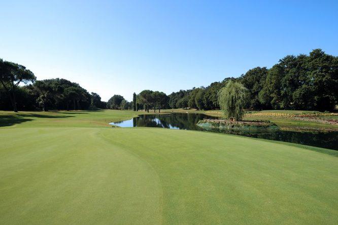 Olgiata Golf Club.