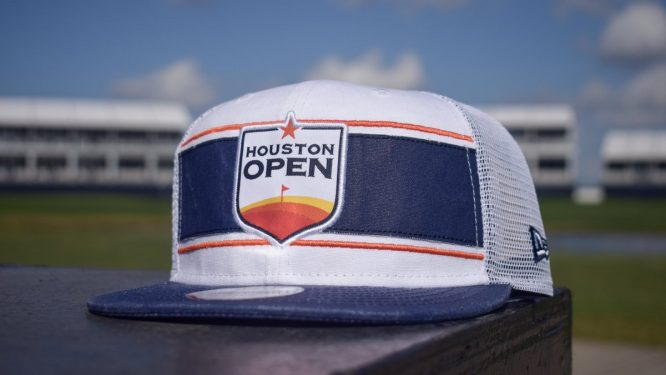 Gorra del torneo © Houston Open