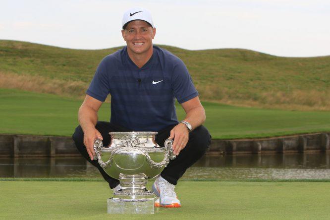 Alex Noren, ganador del torneo en 2018 © Golffile | Thos Caffrey