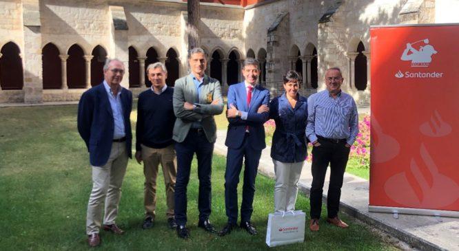 Presentación del torneo en Burgos