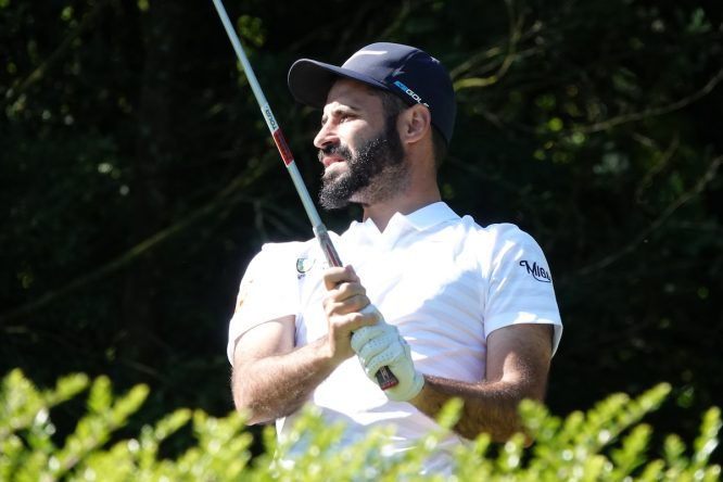Santiago Tarrío © Golffile | Phil Inglis