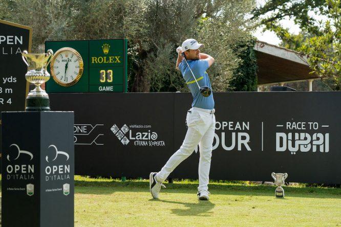 Bernd Wiesberger © Golffile   Stefano Di Maria