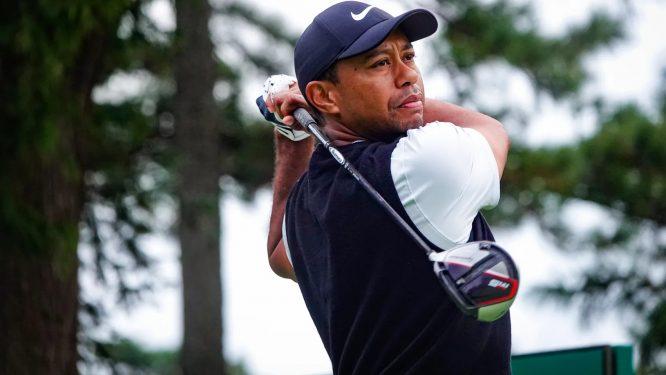 Tiger Woods, en el Zozo Championship © PGA Tour