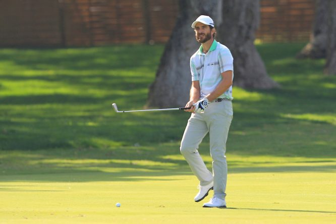 Alejandro Cañizares. © Golffile | Thos Caffrey