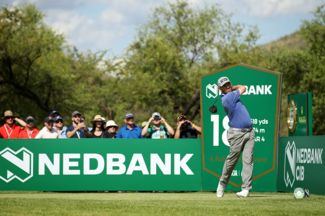 Louis Oosthuizen. © Getty Images