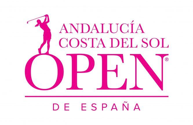 Nuevo logo del Andalucía Costa del Sol Open de España Femenino.