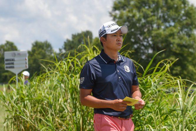 Shugo Imahira © Golffile | Ken Murray