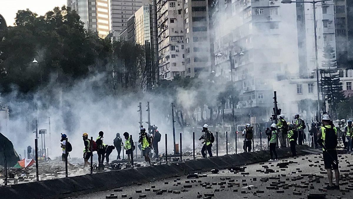 El Hong Kong Open, En Riesgo De Suspensión Y El Lío Sería