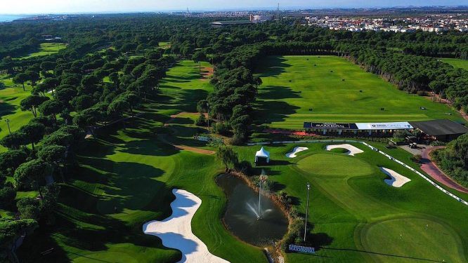 The Montgomerie Maxx Royal © European Tour