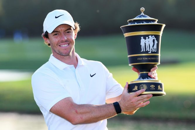 Rory McIlroy. © Getty Images