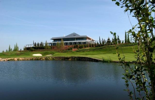 Hoyo 18 de Golf Santander.