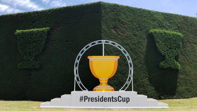 Royal Melbourne Golf Club © Presidents Cup