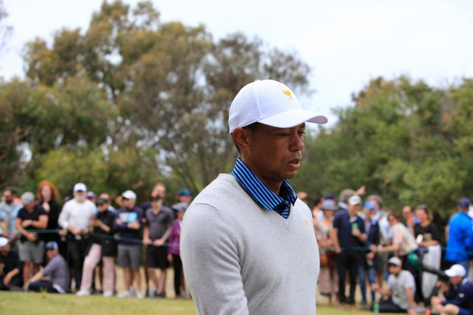Tiger Woods © Golffile | Thos Caffrey