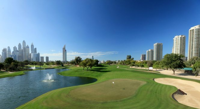 Emirates Golf Club. © EGC