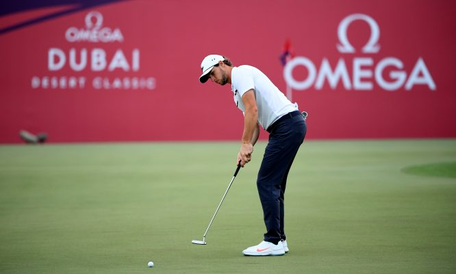 Thomas Pieters. © Getty Images