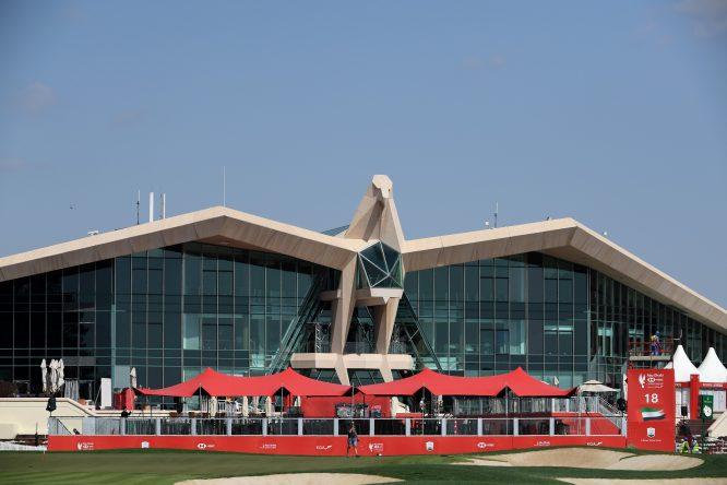 Casa Club del Abu Dhabi Golf Club © European Tour