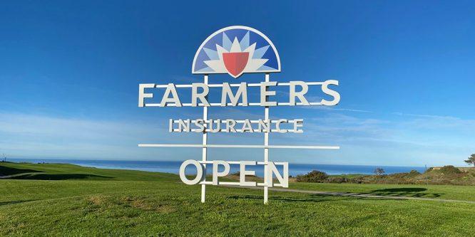 Torrey Pines Golf Course © Farmers Insurance Open