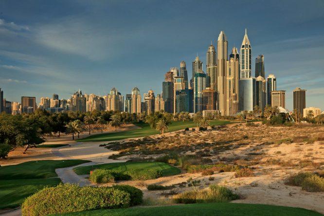 Emirates Golf Club © European Tour