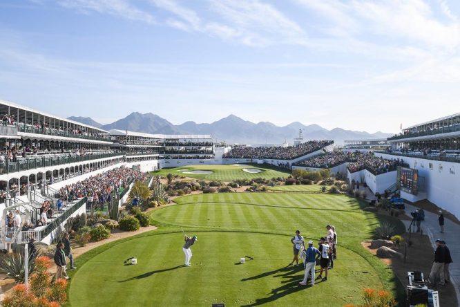 Hoyo 16 del Stadium Course © PGA Tour