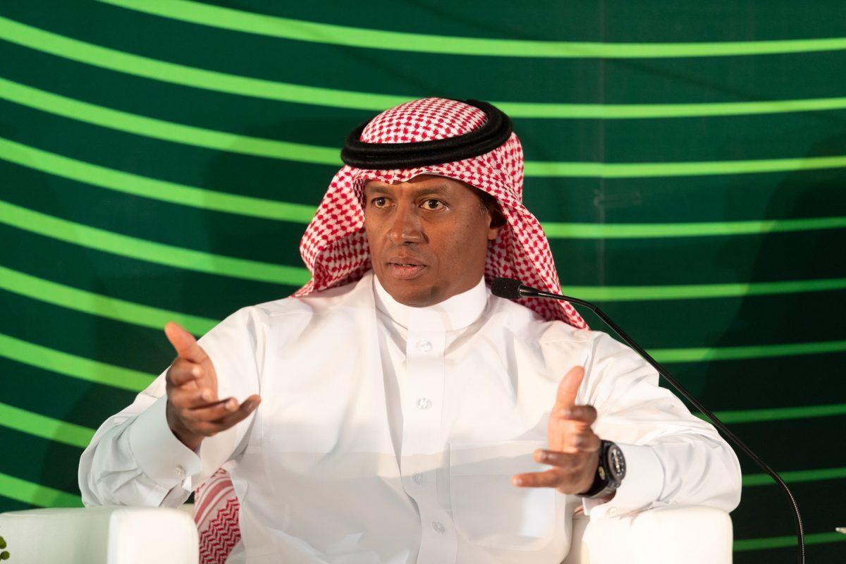 CEO of Golf Saudi, Majed Al Surour.